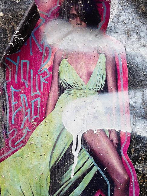 Green Dress © Leland Bobbé