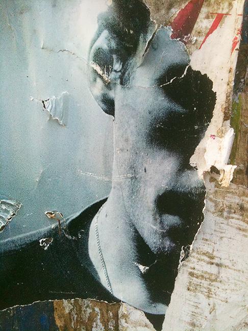 Torn Face © Leland Bobbé